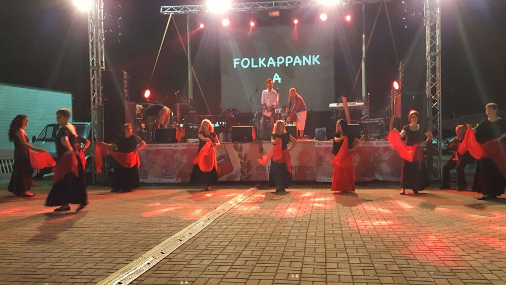 Porto Sant'Elpidio Concerto terremoto 16