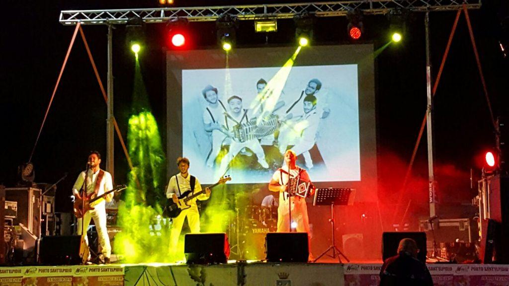 Porto Sant'Elpidio Concerto terremoto 19
