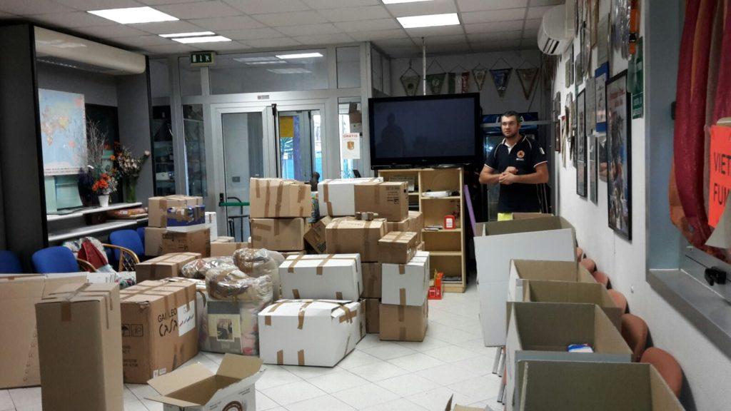 Porto Sant'Elpidio raccolto terremoto 4
