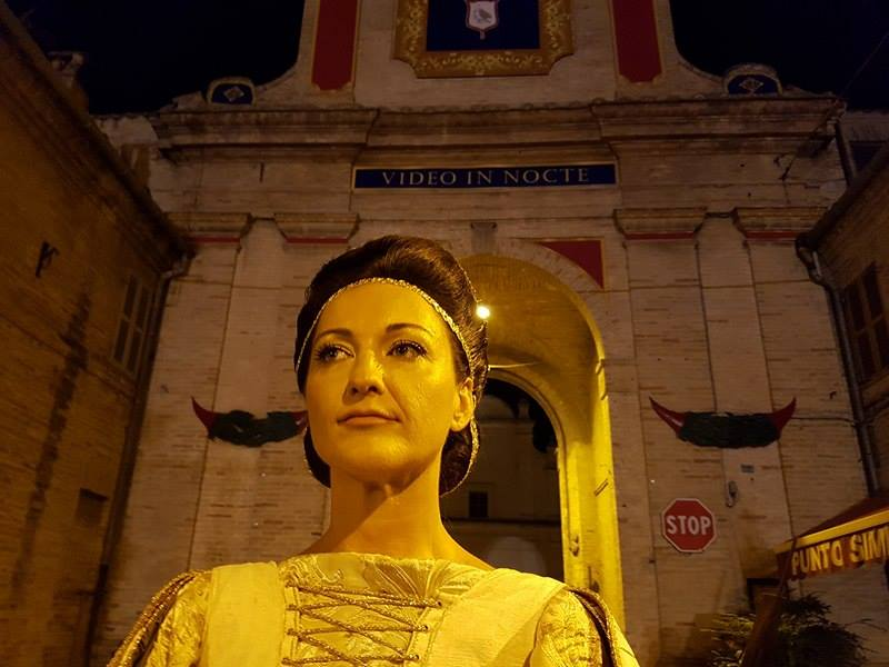 Sara Fagiani Servigliano Porta Marina