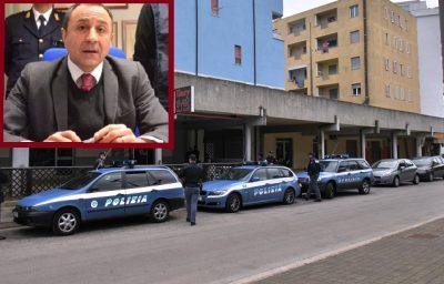 Sciammanna polizia