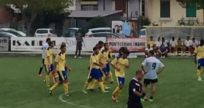 Trodica - Fermana 0-3