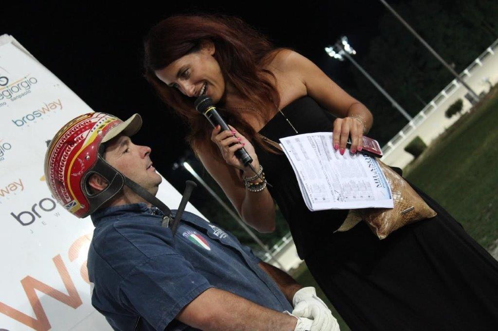 VINCENZO PISCUOGLIO con daniela gurini press foto Elisabetta Mattii