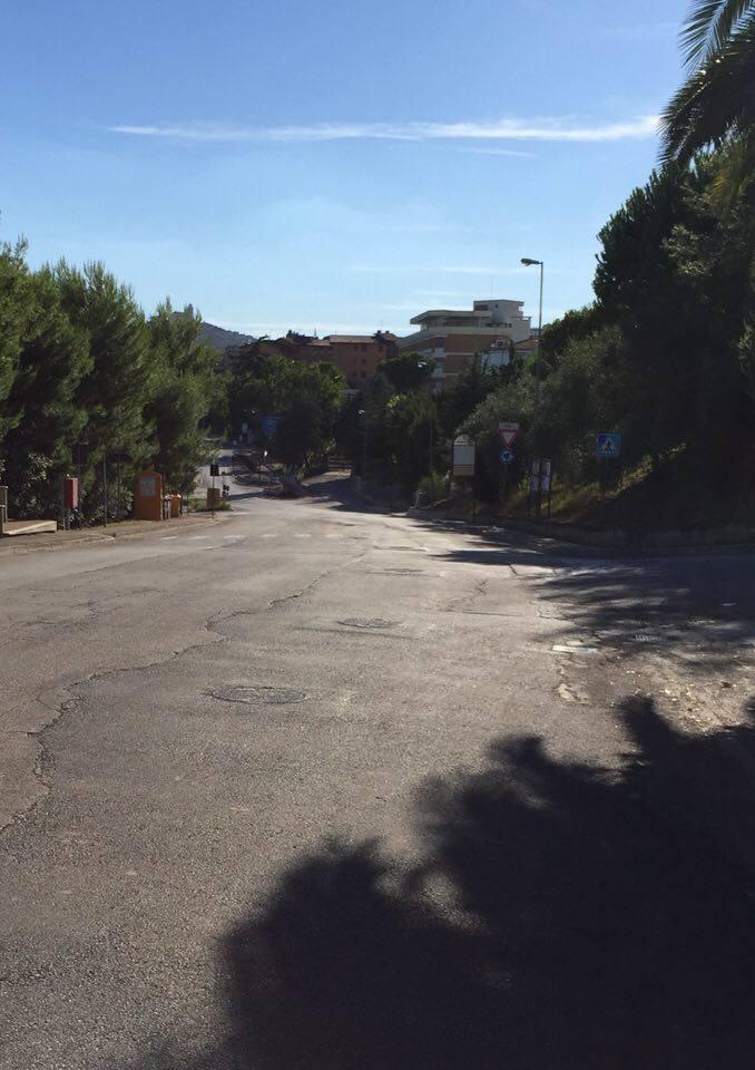 Via Giammarco Santa Petronilla 3