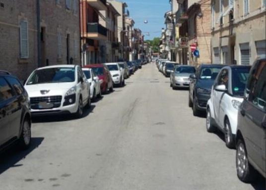 Via Properzi Porto San Giorgio