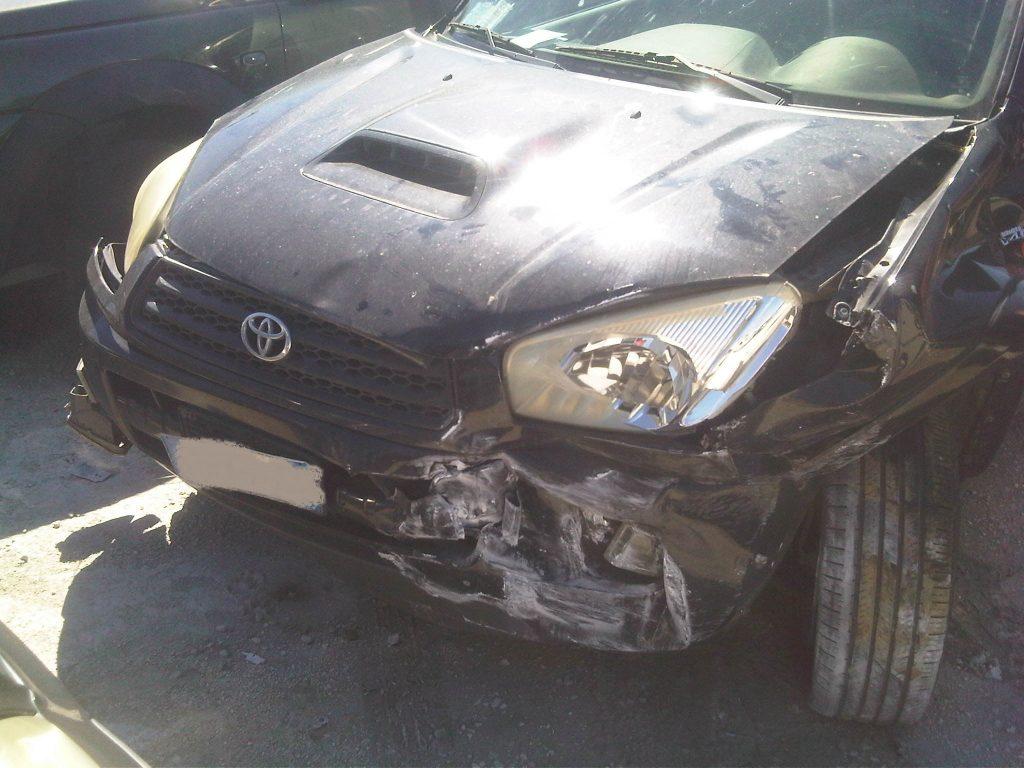 La Toyota Rav 4 di Catiuscia Gasparroni