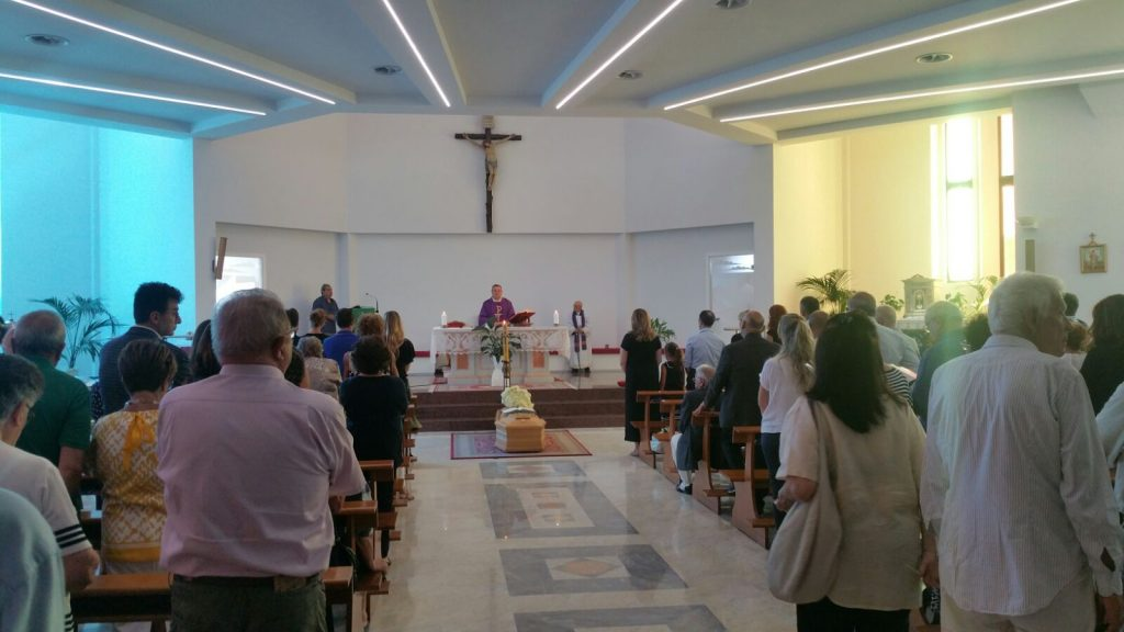 funerale Elio Mattii 3