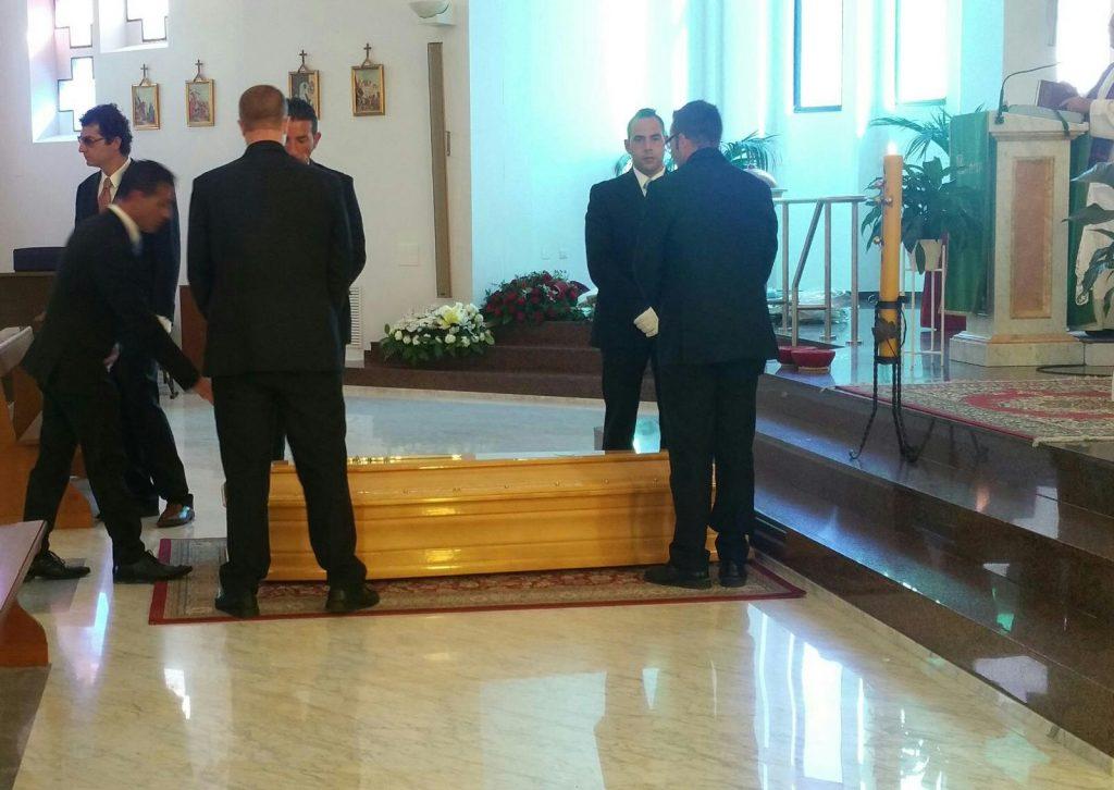 funerale Elio Mattii 4