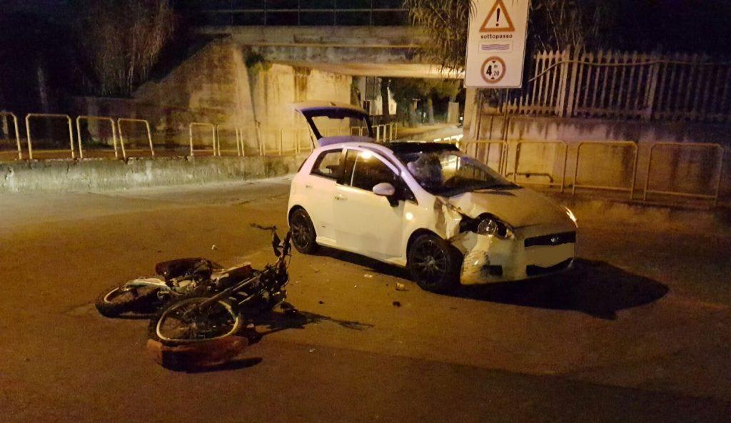 incidente Porto San Giorgio