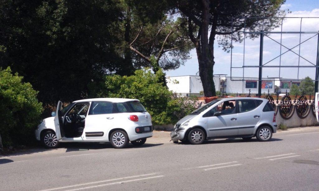 incidente Porto Sant'Elpidio statale
