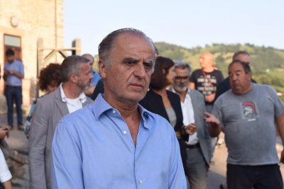 Adolfo Marinangeli, sindaco di Amandola