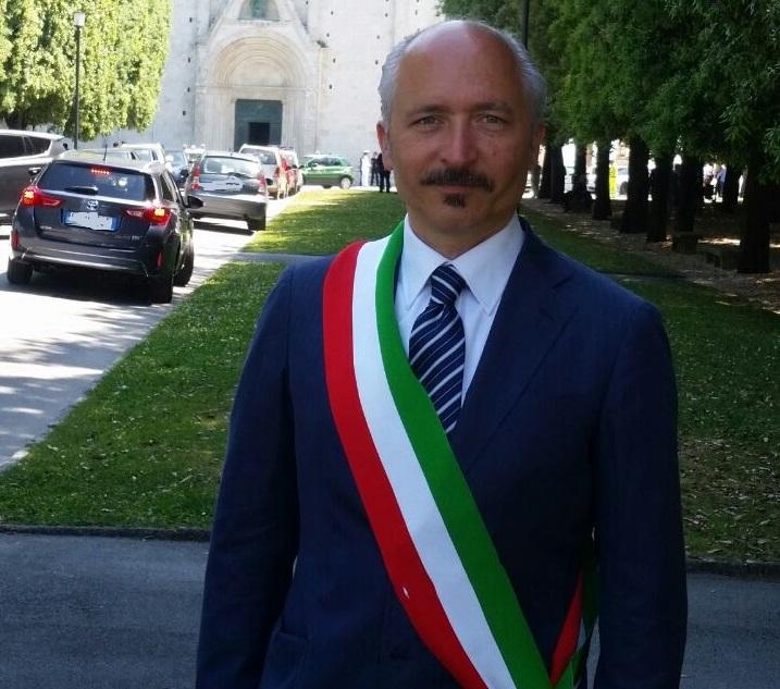 sindaco Monteleone Marco Fabiani