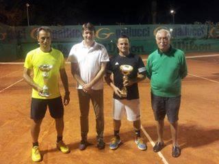 tennis piccola