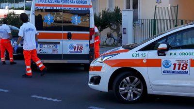 ambulanza e automedica