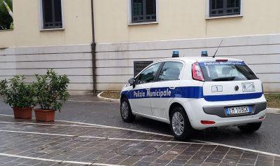 vigili urbani polizia municipale porto san giorgio