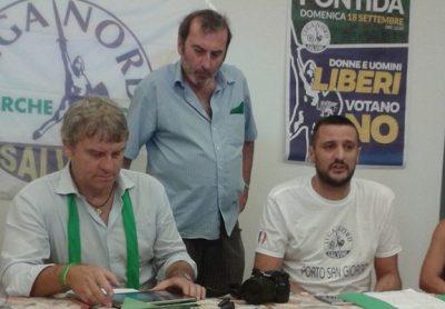 a destra Fabio Senzacqua