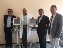 La presentazione dei cardio monitor