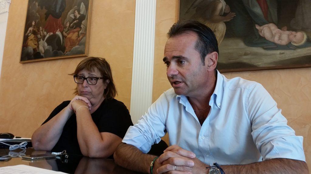 Daniela Medori e Nicola Loira
