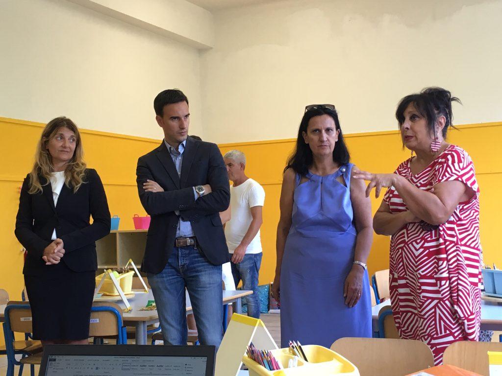 Porto Sant'Elpidio scuola senza zaino