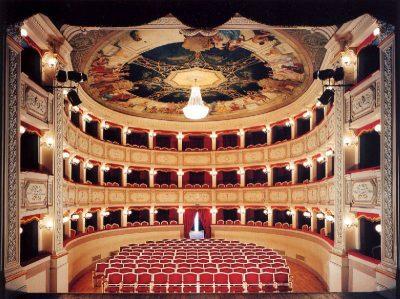 Il teatro di Porto San Giorgio