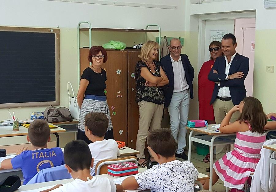 scuola Porto San Giorgio Loira