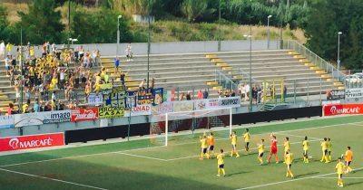 San Nicolò - Fermana 0-0