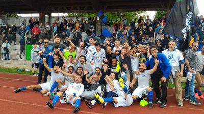 Sangiorgese vittoriosa (dalla Prima Categoria alla Promozione) 2015.16