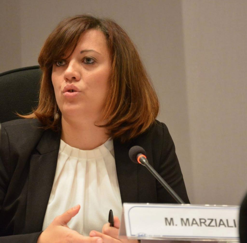 Meri Marziali, Presidente Pari Opportunità regione Marche
