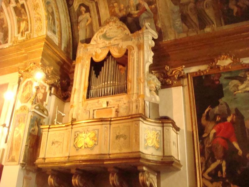 chiusa misericordia Sant'Elpidio a Mare organo