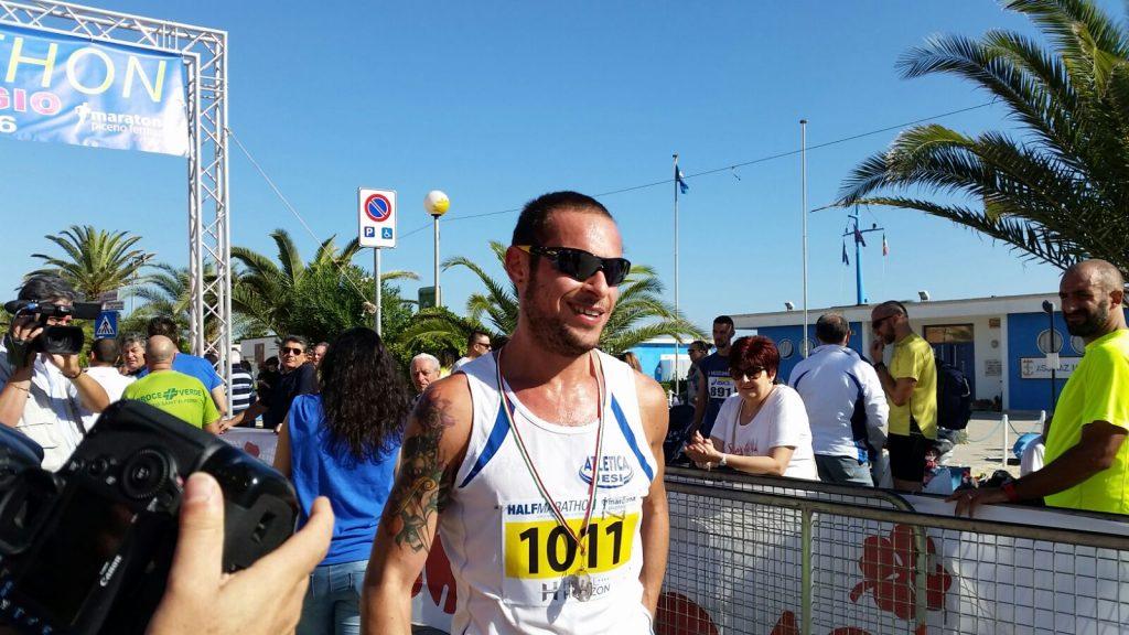 Luca Coppari, terzo classificato
