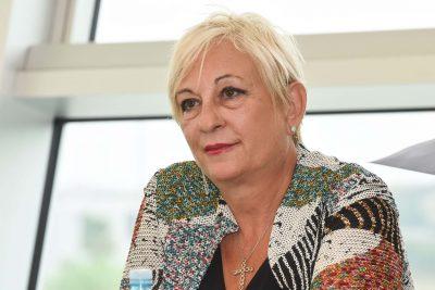 Annarita Pilotti, amministratore delegato di Loriblu