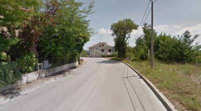 Un tratto di via Faleriense