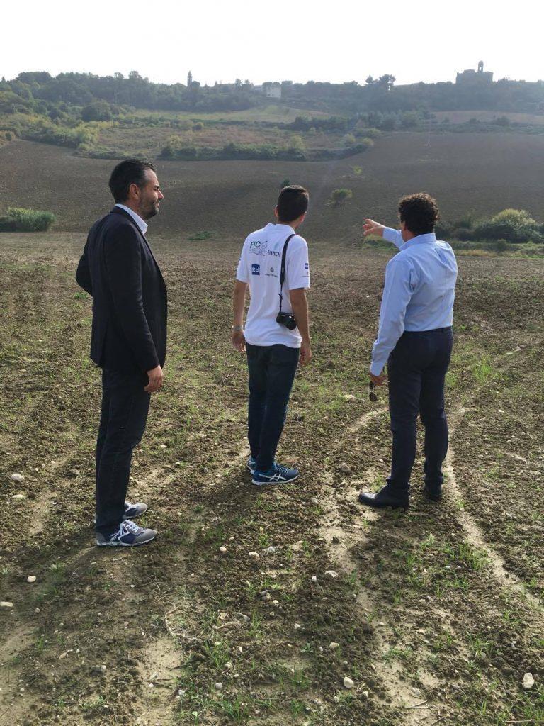 La Campofilone Enzo Rossi ercole d'ercoli sindaco