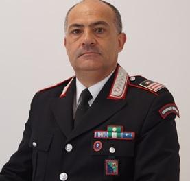 Il comandante Michele Diurno