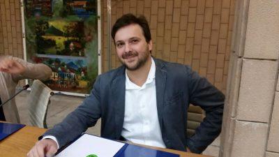 Il capogruppo Pdci, Giorgio Raccichini