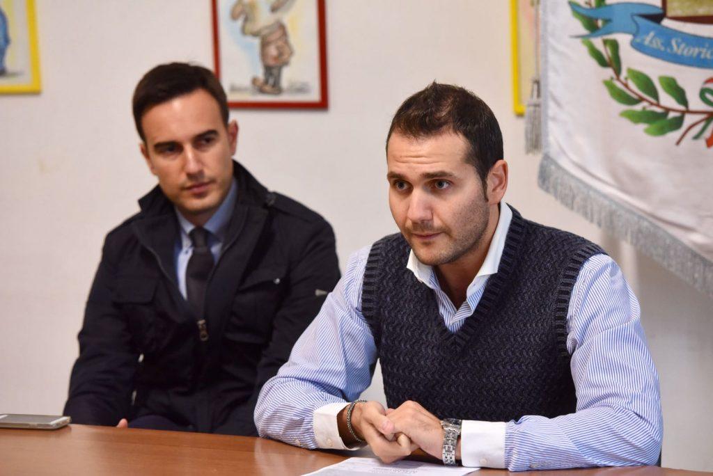 Mirco Catini Nazareno Franchellucci
