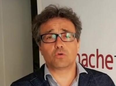 Il presidente provinciale Avis, Giovanni Lanciotti