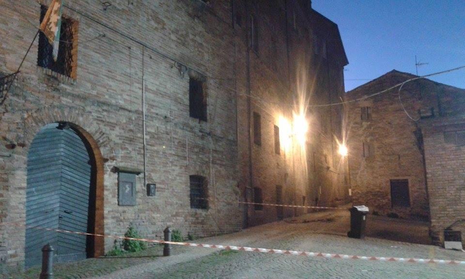 Sant'Elpidio a Mare centro terremoto