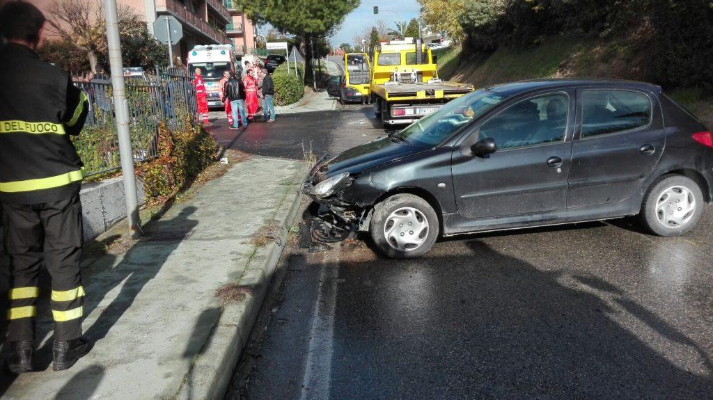 incidente Montegranaro