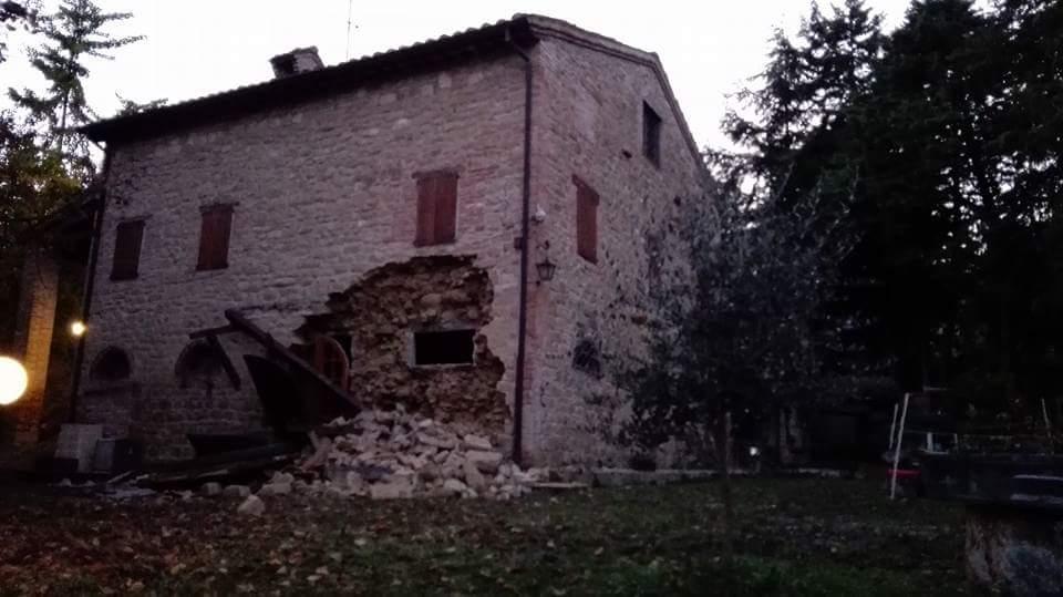 fattoria terremoto Alessandro Lazzara