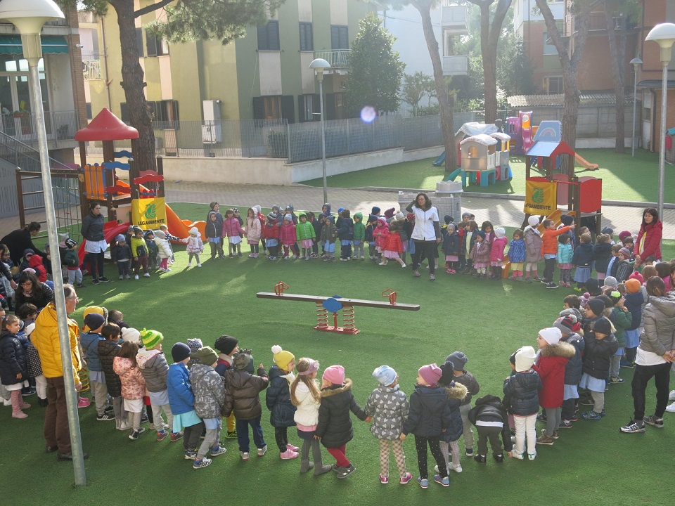 Centro Infanzia Sacra Famiglia  Festa Albero Porto Sant'Elpidio