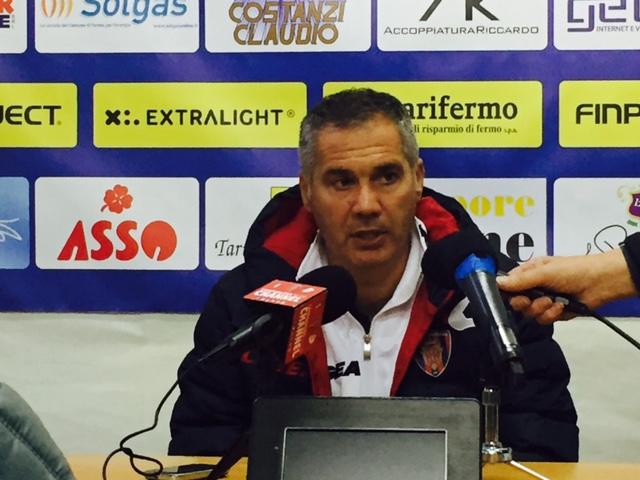 Raffaele Novelli allenatore del Campobasso