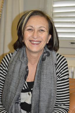 L'assessore Stefania Torresi