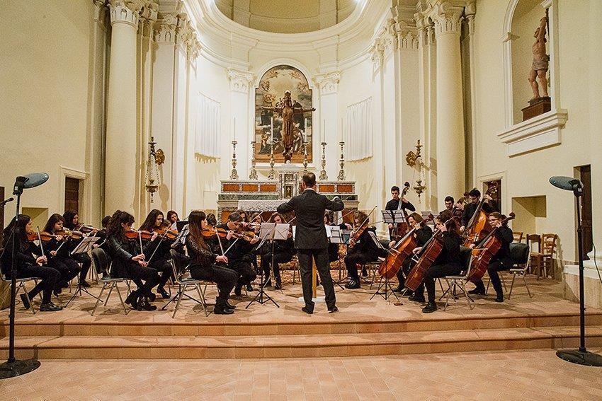 Archi Junior Conservatorio
