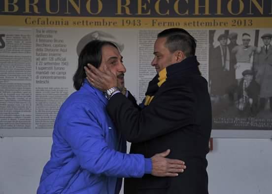 Stefano Protti e Walter Matacotta