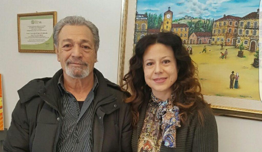 Luigi Pagnotta e Annalinda Pasquali
