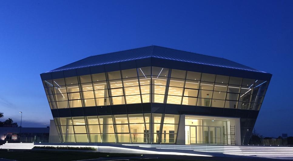 Il Diamond Palace di Porto Sant'Elpidio