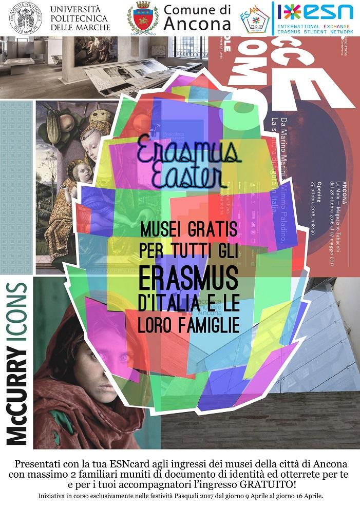 Musei gratis di ancona per gli erasmus d 39 italia cronache for Steve mccurry ancona