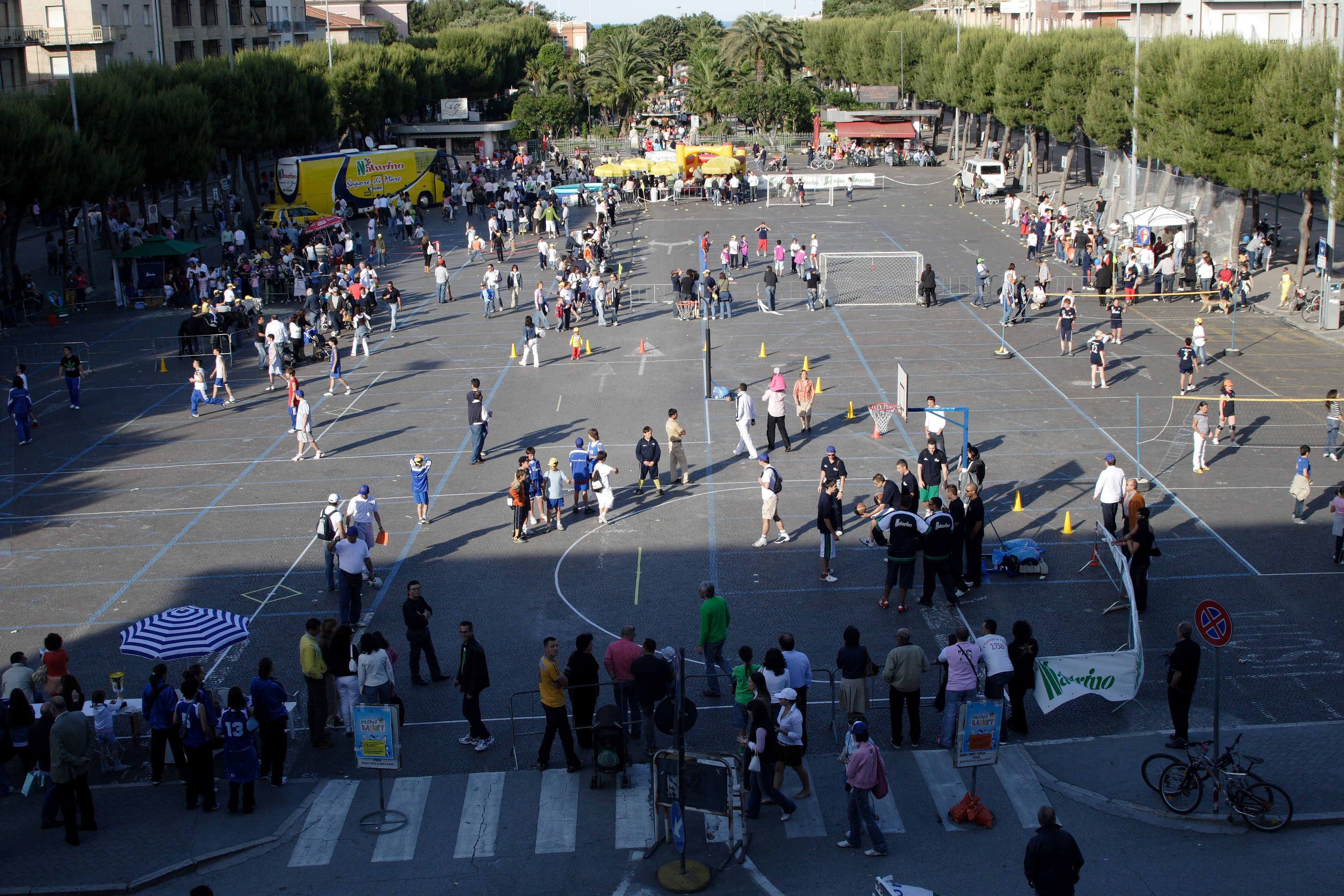 Cava, 4 giugno: giornata nazionale dello sport