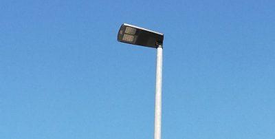 Illuminazione pubblica ventinove punti a risparmio energetico